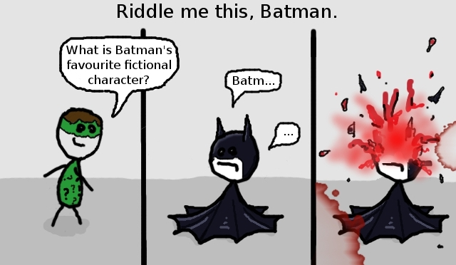 Batman-Riddle