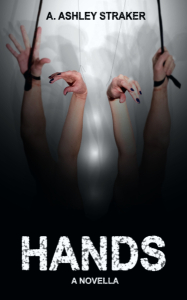 Creepy Hands cover with no spoilers in it